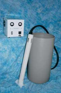 Thiết bị điện phân muối ăn